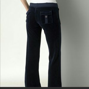 Juicy Couture Velour pant